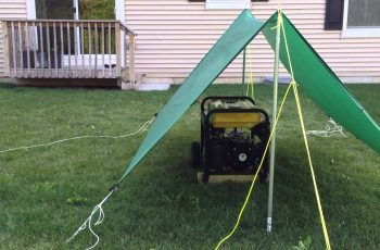 Perfect Shed For Your Portable Generator
