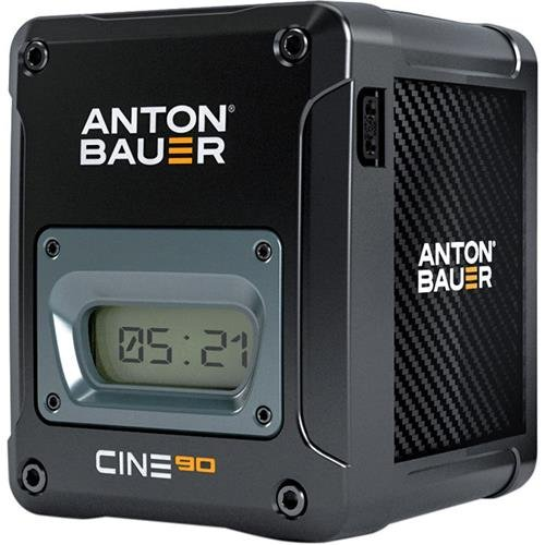 Anton-Bauer-CINE-90-14-4V-90Wh-Gold-Mount-Lithium-Ion-Battery-for-Digital-Cinema-Cameras-and-Camera-Stabilizer-Systems