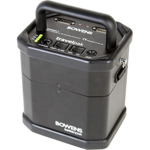 Bowens-Large-TravelPak-System-Includes-Control-Panel-Large-BatteryPak-and-Carry-Case-with-Shoulder-Strap