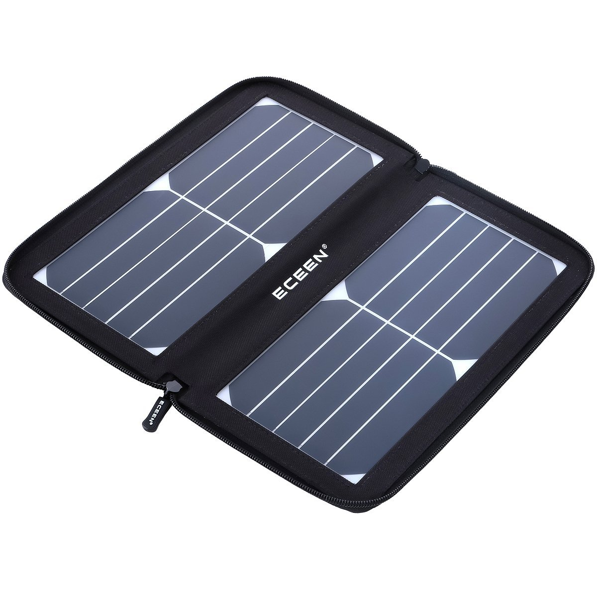 ECEEN-Solar-Charger-Panel-with-10W-High-Efficiency-Sunpower-Cells