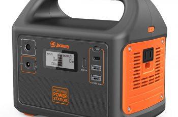 Jackery Portable Power Station Generator Explorer 160 167Wh Solar Generator Lithium Battery Backup Power Supply with 110V 100W