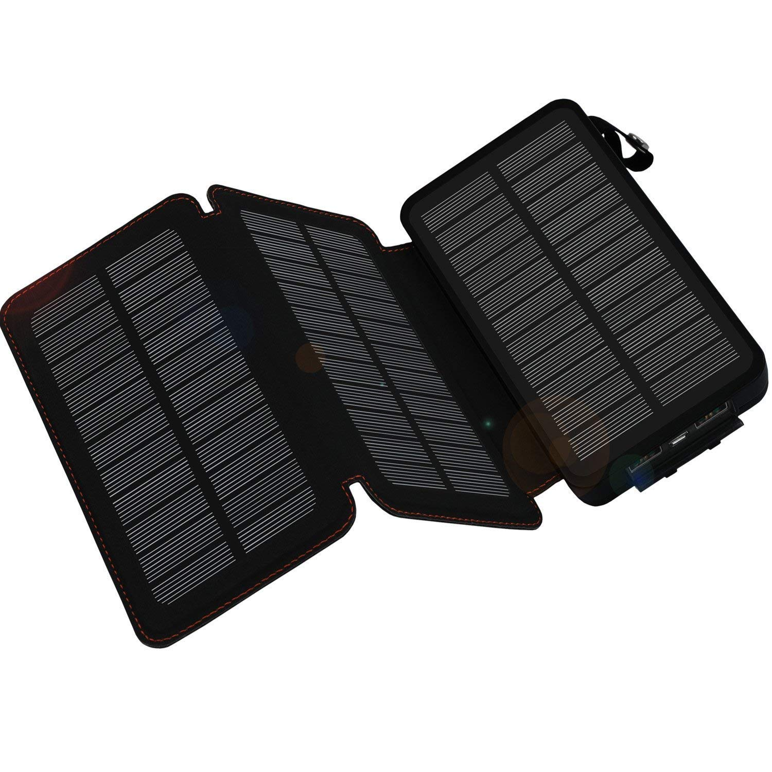 Solar-Charger-24000mAh-WBPINE-Solar-Power-Bank-Waterproof-Dual-USB-Output-with-3-Solar-Panels-and-Flashlights